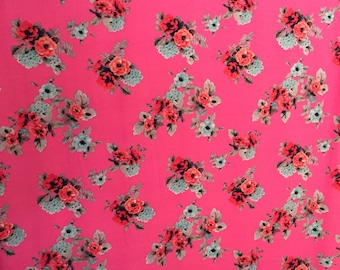 sandra double brushed polyester