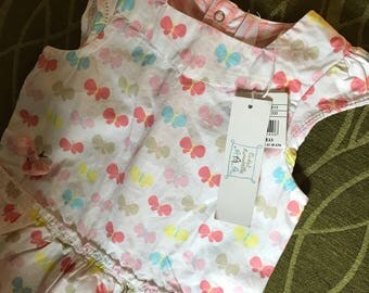 Vintage Cadet Rousselle Baby Dress, 18 mos.