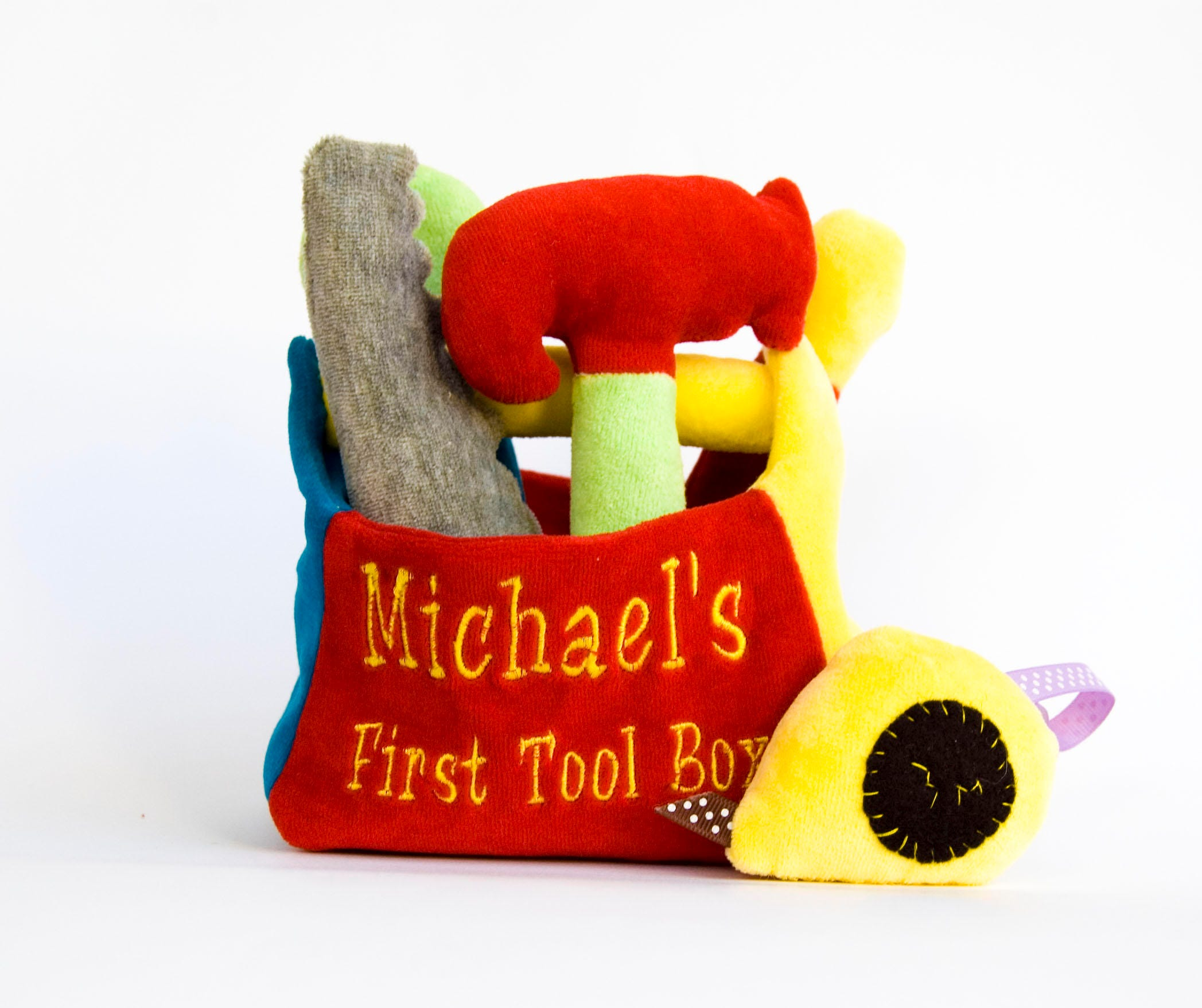 Personalized Toy for Boy Custom Plush Toy Baby Boy Gift