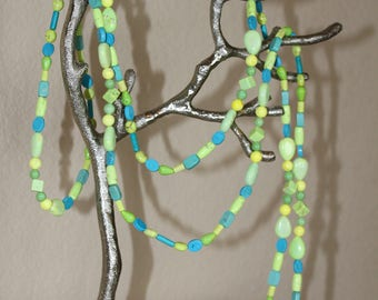 Neon Necklace Wrap 3