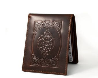 Celtic Coin Wallet