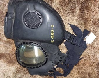 gas mask le-500-9 US small