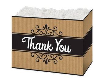 Thank You Theme Gift Box, Gift Boxes, Gift Baskets