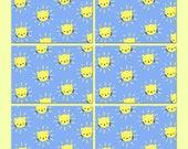 Sunshine Kitty Postcards Set of 6