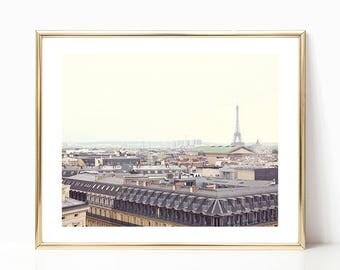 Wall art canvas, Paris wall art, canvas art, Paris photography, canvas wall art, Paris print, Paris decor, Eiffel tower art, large wall art