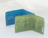 Cuben Fiber Wallet, The Olde Billfold, 1.43 oz Dyneema DCF, Ultralight Gear, Slim Wallet