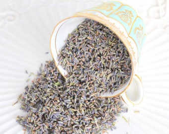 DRIED LAVENDER, 1/2 lb., Aromatic French Natural Dried Lavender Buds, Ecofriendly, Biodegradable Confetti Wedding Toss