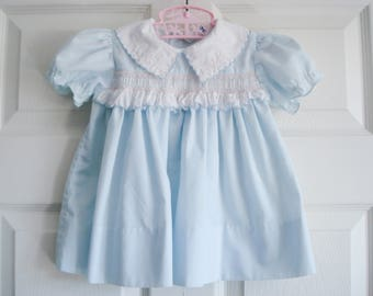 Lovely girls dress - by Nanette - 18 months