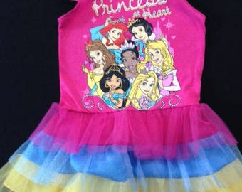 Upcycle Disney Princess Dress