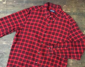 Chaps Flannel Shirt