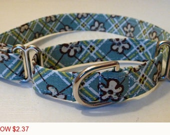 Sale - 50% Off Upgrade! Upgrade to a Martingale Collar from a Standard Collar