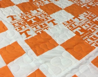 Univesity of Tennessee Quilt