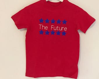 The Future unisex kids tee