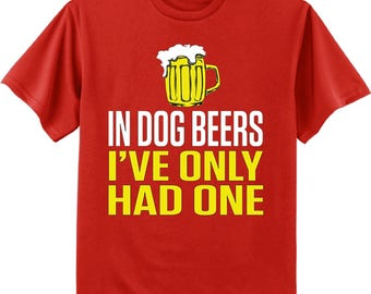 Funny beer shirt