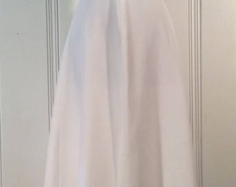 1970's Handmade Full Length Skirt
