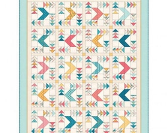 A Quilting Life Designs Pattern - Shangri-La Quilt Pattern