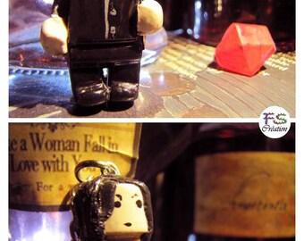 Door keys Lego Severus Snape, HP.