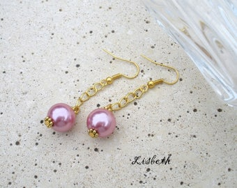 LISBETH retro earrings