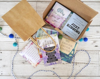 Wanderlust: tea for travellers - gap year gift - gifts for travellers - going travelling - bon voyage