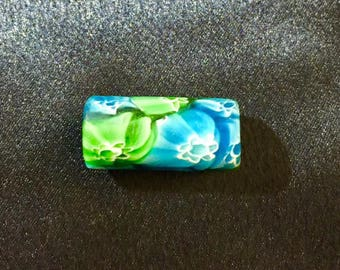 Jumbo Millefiore Glass Bead