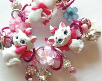 The aristocrats bracelet/Disney/Marie/Beadiebracelet