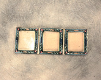 Mini vintage photo frames