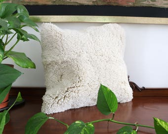 Decorative Alpaca Cushion