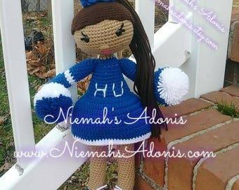 African-American Doll (LBG)