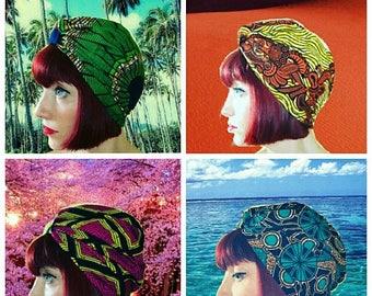 Flash Sale Amber Jane Ankara Wax Turban