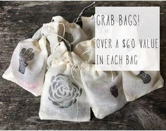 Mystery Grab Bags