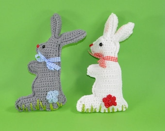 Bunny for the little once – Crochet pattern