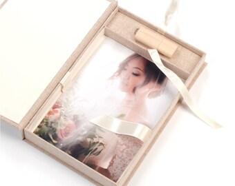 Print Box Enya with USB for photos 13x18 cm