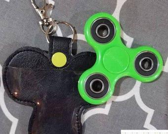 Fidget Spinner Case Black