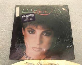 """Miami Sound Machine - """"Primitive Love"""" vinyl record"""