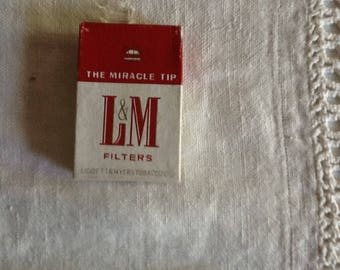 Lighter Vintage L&M Cigarette Lighter