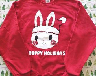 Hoppy Holidays Sweater