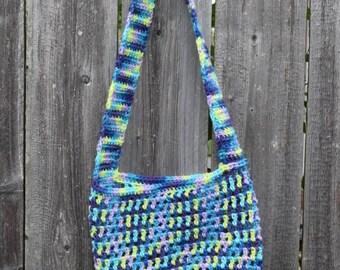 Multicolored Market Bag