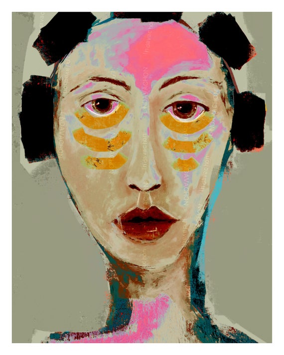 fine art, print, signed and numbered limited edition, linda v