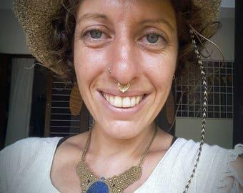 Shamanique primitive necklace
