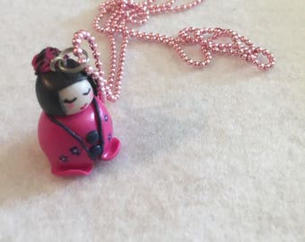 Necklaces for love from doll