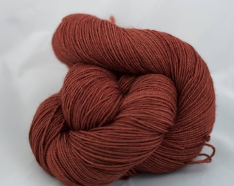 CatYak - COMMANDE PERSONNALISEE - mérinos superwash fingering nylon yack sock