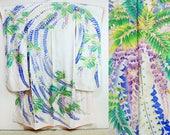 Japanese Silk Furisode wi...
