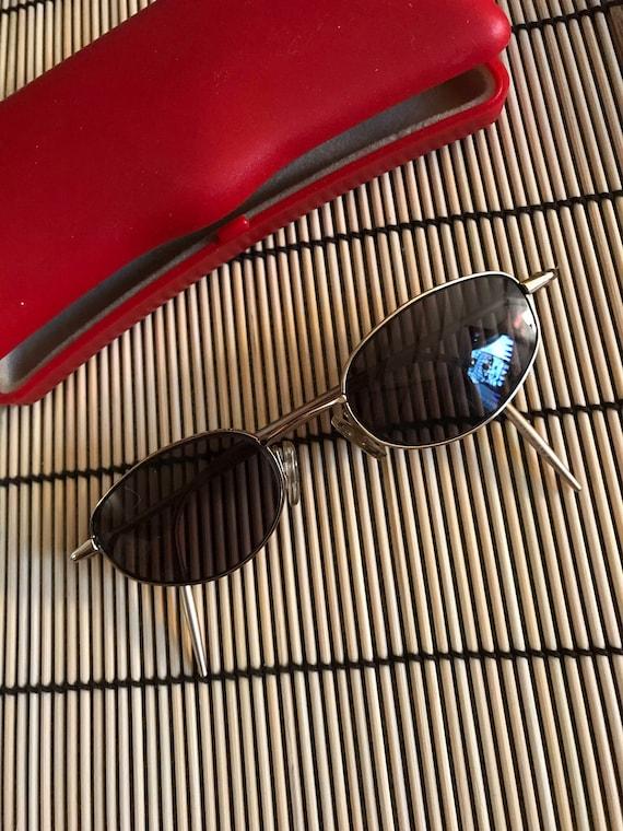 Sleek Vintage Halston PreScription Women's EyeGlasses Sunglasses Reading   glasses for Frames made in Italy