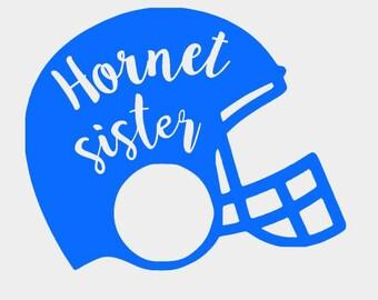 Hornet Sister helmet