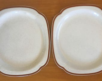 Syracuse Mesa Grande Dinner Plates - Set of 2