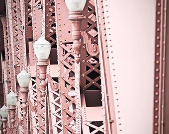 Broadway Bridge in Portland Oregon, 4x6,5x7, 8x10, 11x14