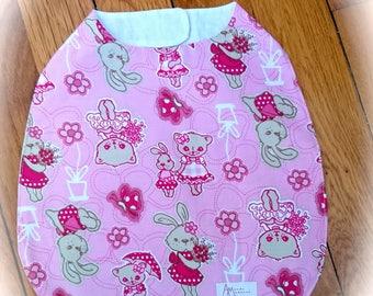 Cotton baby/toddler bib
