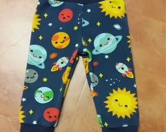 Cosmic space bunz, size small, basic fit