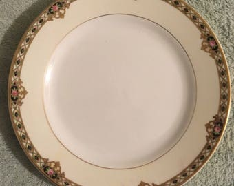 """Noritake Nippon Medium Plates (Set of 12) (7.5"""")"""