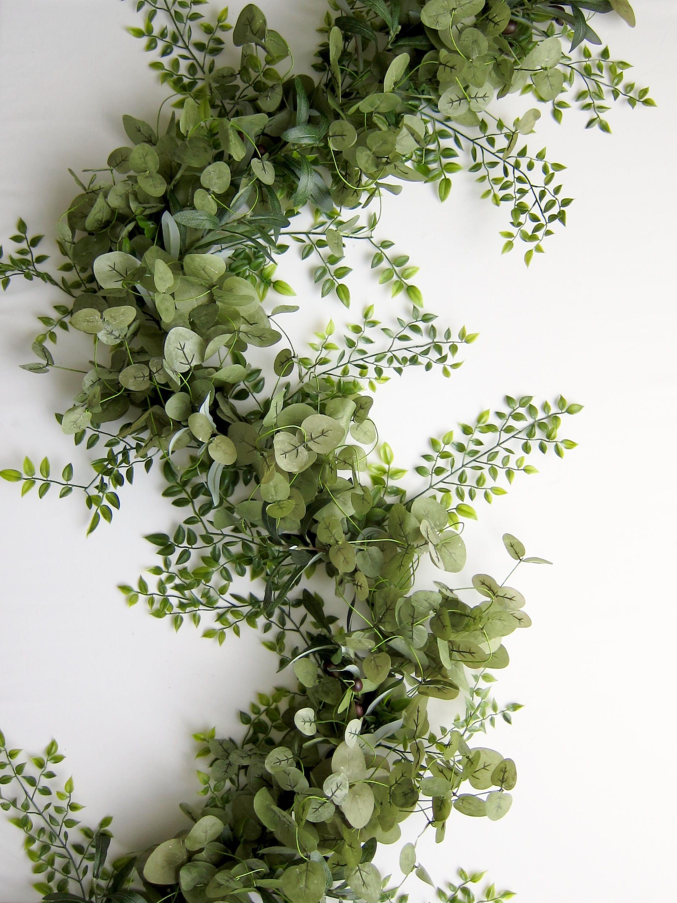 Greenery Garland Wedding Garland Eucalyptus Garland